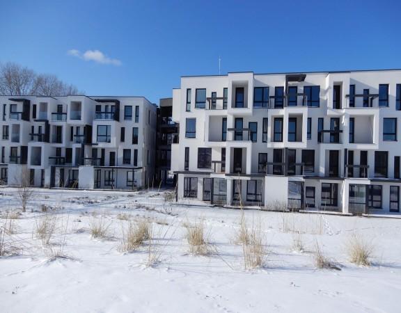 Apartamentai kopose žiemą